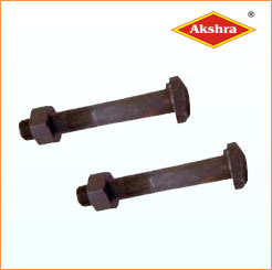 gauge wheel bolt & nut